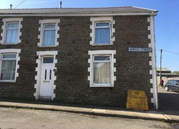 Thumbnail 3 bed end terrace house to rent in Albert Street, Maesteg, Bridgend.