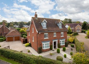 Thumbnail 5 bed detached house for sale in Meadow Lane, Newmarket
