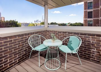 Thumbnail 1 bedroom flat for sale in Elephant Park, London