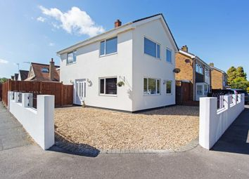 Thumbnail 4 bed detached house for sale in Burney Road, Gosport