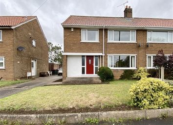 Thumbnail 3 bed semi-detached house for sale in Shakespeare Drive, Dinnington, Sheffield