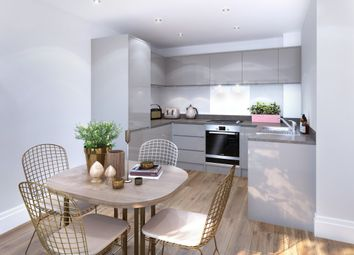 Thumbnail 2 bedroom flat for sale in 32 Wells Terrace, Islington