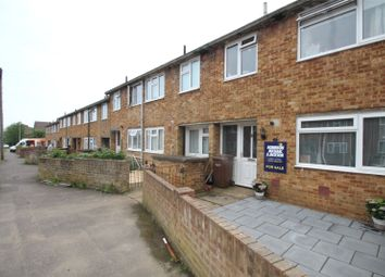 Thumbnail 2 bed terraced house for sale in Gorse Avenue, Chatham, Kent