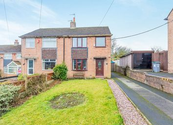 Thumbnail 3 bed semi-detached house for sale in Clifford Avenue, Stoke-On-Trent
