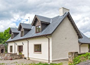Thumbnail 5 bedroom detached house for sale in Upper Dochcarty, Dingwall, Highland