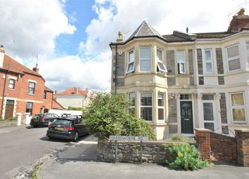 Thumbnail 3 bedroom end terrace house for sale in Harrowdene Road, Knowle, Bristol
