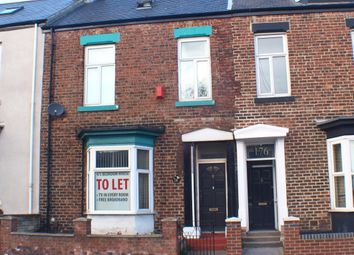 Thumbnail 5 bedroom terraced house to rent in Chester Road, Sunderland