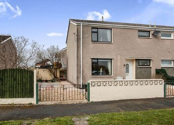 Thumbnail 3 bed semi-detached house for sale in Fell View, Wigton