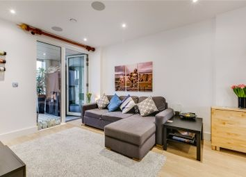 Thumbnail 1 bed flat for sale in Stockwell Park Walk, London