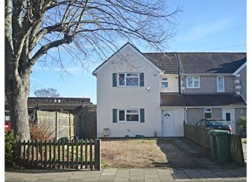 2 bed end terrace house for sale in Parkfield Way, Bromley BR2