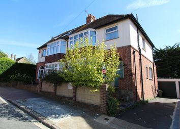 Thumbnail 3 bedroom semi-detached house for sale in Walberton Avenue, Cosham, Portsmouth