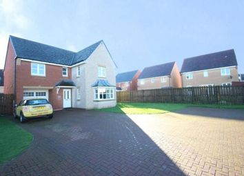 Thumbnail 4 bed detached house for sale in Glendevon Drive, Maddiston, Falkirk, Stirlingshire