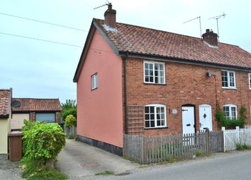 Thumbnail 2 bed cottage for sale in New Street, Fressingfield, Eye