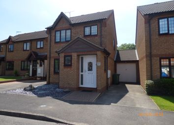 Thumbnail 3 bed detached house to rent in Westfield, Aylesbury