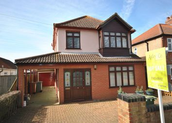 Thumbnail 3 bed detached house for sale in Thunder Lane, Thorpe St. Andrew, Norwich