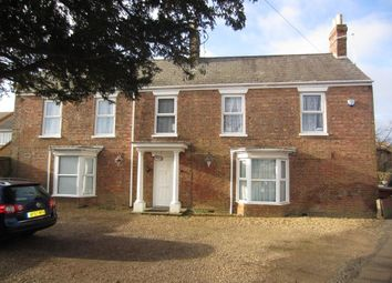 Thumbnail 6 bed detached house for sale in West End, Whittlesey, Peterborough