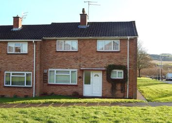 Thumbnail 3 bed end terrace house to rent in Hoadley Green, Bishopdown, Salisbury