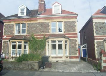 Thumbnail 1 bed flat to rent in Brynland Avenue, Bishopston, Bristol