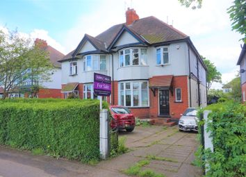 Thumbnail 4 bedroom semi-detached house for sale in Anlaby Road, Hull