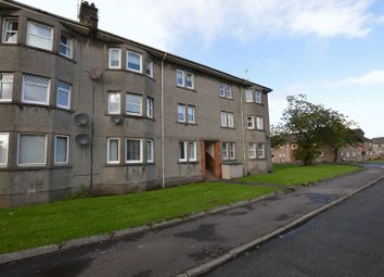 Thumbnail 2 bed flat for sale in Eastfield Crescent, Dumbarton