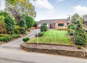 Thumbnail 3 bed detached bungalow for sale in Church Street, Worthington, Ashby-De-La-Zouch