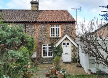 Thumbnail 2 bed semi-detached house for sale in Oxford Street, Exning, Newmarket