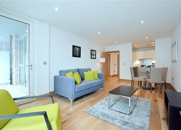 Thumbnail 1 bed flat for sale in The Fusion House, London