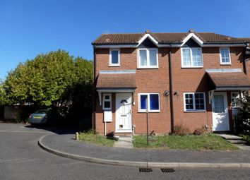 Thumbnail 2 bed end terrace house to rent in Mandrill Close, Cherry Hinton, Cambridge