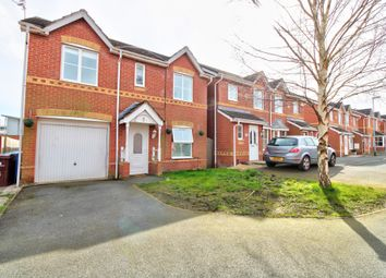 Thumbnail 4 bed detached house for sale in Alderton Close, Halewood, Liverpool