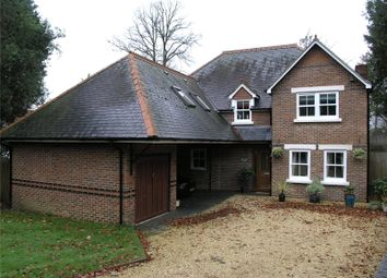 Thumbnail 5 bed detached house for sale in Oakwood Close, Otterbourne, Winchester, Hampshire