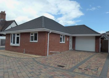 Thumbnail 2 bed detached bungalow for sale in The Oaklands, Newport