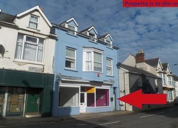 Thumbnail 3 bed cottage to rent in West Street, Fishguard