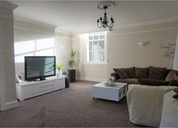 Thumbnail 2 bed flat for sale in Royal Victoria Country Park, Netley Abbey