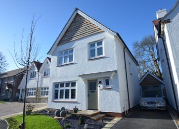 Thumbnail 3 bed detached house for sale in Greenwood Court, Bideford
