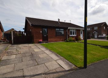 Thumbnail 2 bed bungalow to rent in Cottesmore Way, Golborne, Warrington