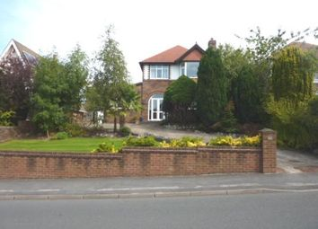 Thumbnail 3 bed detached house to rent in Lea Road, Preston