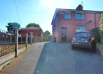 Thumbnail 3 bed end terrace house for sale in Cambridge Grove, Whitefield, Manchester