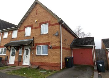 Thumbnail 3 bed terraced house for sale in Brook Close, Stechford, Birmingham