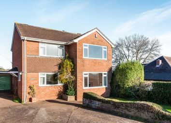 Thumbnail 4 bedroom detached house for sale in Exeter, Devon, England
