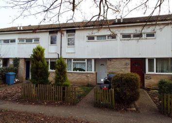 Thumbnail 3 bed terraced house for sale in Raleigh Close, Sudbury