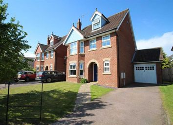 Thumbnail 4 bedroom detached house for sale in Goodman Grove, Grange Farm, Kesgrave, Ipswich