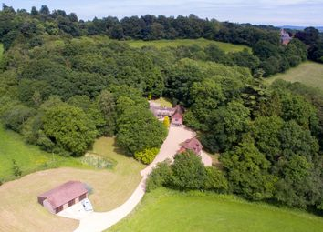 Thumbnail 4 bed detached house for sale in Luxfords Lane, East Grinstead