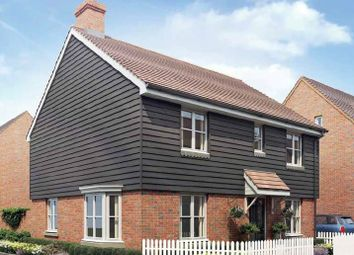 Thumbnail 4 bed detached house for sale in Saxon Fields, Biggleswade, Bedfordshire
