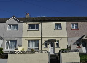 Thumbnail 3 bed terraced house to rent in Tresillian Road, Falmouth