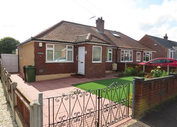Thumbnail 1 bed semi-detached bungalow for sale in Jerningham Road, New Costessey, Norwich