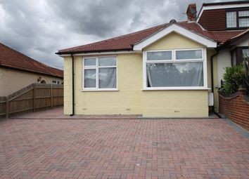 Thumbnail 3 bed bungalow to rent in Blackfen Road, Sidcup
