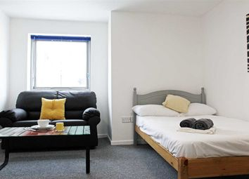 Thumbnail 1 bedroom flat to rent in Emmanuel House, Studio 1, 179 North Road West, Plymouth