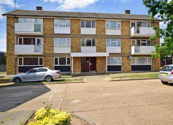 Thumbnail 2 bed flat for sale in Bevan Way, Hornchurch, Essex