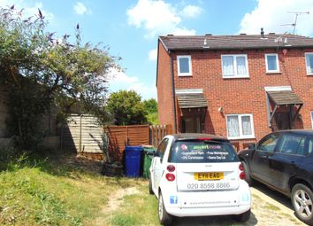 Thumbnail 2 bed end terrace house to rent in Florence Close, Grays, Essex