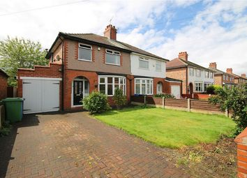 Thumbnail 3 bed semi-detached house for sale in Marina Avenue, Great Sankey, Warrington